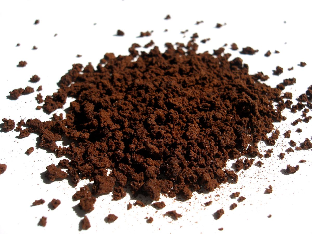 Image result for coffee grounds
