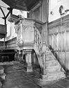 interieur, preekstoel, kuip - doorn - 20002241 - rce