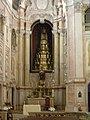 Interior of Igreja de Nossa Senhora da Encarnação-4 (next to Praça Luís de Camões - Lisbon) - Apr 2007.jpg
