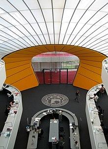 Universit 233 Libre De Berlin Wikip 233 Dia