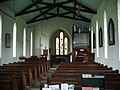 Interior of St John Church, Cowgill - geograph.org.uk - 440619.jpg