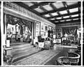 Interior view of the art studio or gallery of the Paul deLongpre residence, Hollywood Boulevard and Cahuenga Avenue, Hollywood, ca.1905 (CHS-5048).jpg