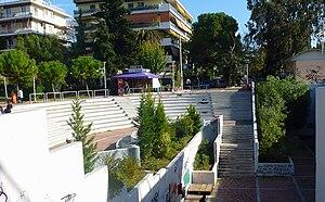Irakleio, Attica - Irakleio square