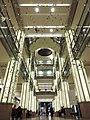 Irit Tamari, Escalier (comme si c'était) pour le Paradis -2, Art souterrain 2014, Montréal. (12991936044).jpg