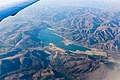 Irvine Lake seen from the air.jpg