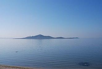 Mar Menor - El Barón Island