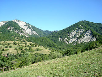 Environment of Azerbaijan - Ismailli State Reserve in Azerbaijan