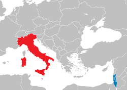 Israel-Italy locator.png
