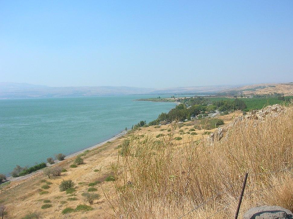 Isrele - Tiberias - Lake 002