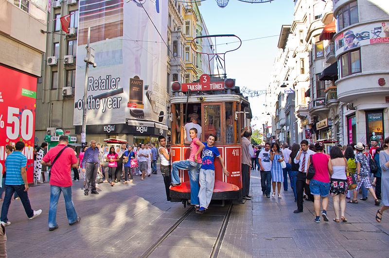 イスタンブール・トラム