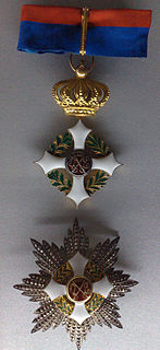 Military Order of Savoy military honor of Sardinia
