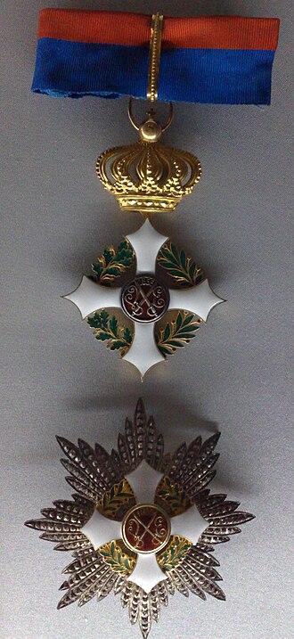 Military Order of Savoy - Image: Italy Ordine militare di savoia