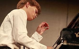 Ivan Moshchuk - Ivan Moshchuk performing at the Verbier Festival, July 2010.