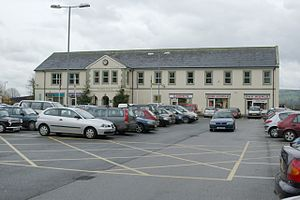 Ivybridge - Ivybridge's current town hall