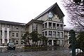 Iwate Prefectural Tono High School main gate.jpg