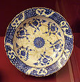 Iznik pottery with foliate rim 16th century.jpg