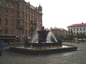 Järntorget (Göteborg) - Järntorgsbrunnen