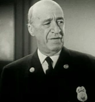 J. Farrell MacDonald - In The Last Alarm (1940), playing a leading role for Monogram Pictures as a retiring fire chief coping with his last day on the job.