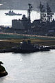 JS Amagiri and YT-64 at Kitasui-Pier, Maizuru, -28 Jul. 2007 a.jpg