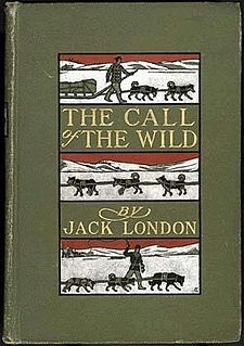 <i>The Call of the Wild</i> 1903 novel by Jack London