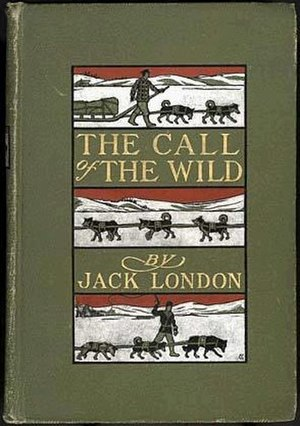 The Call of the Wild - First edition cover