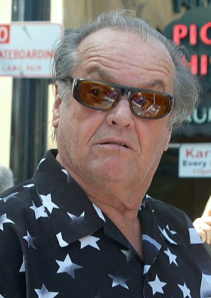 70th Academy Awards - Image: Jack Nicholson Mar 10
