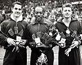 Jack Davis, Harrison Dillard, Arthur Barnard 1952.jpg