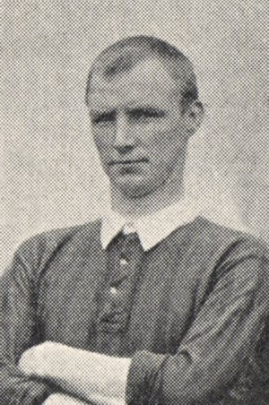 Jack Dewhurst - Dewhurst while with Brentford in 1905