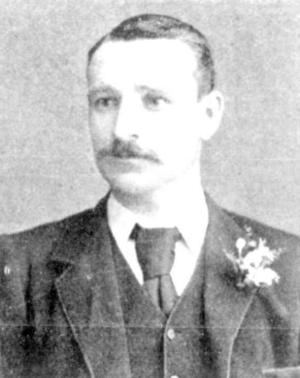 Jack Monohan Sr. - Monohan in 1899