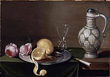 Jacob Foppen van Es - Still life with pitcher.jpg