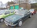 Jaguar XJ (X300), Sandbeck Garage, Wetherby (24th March 2019).jpg