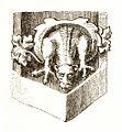 Jahrbuch MZK Band 03 - Kirche Porta Coelis - Fig 16 Detail - Tierfigur Eingangsportal.jpg