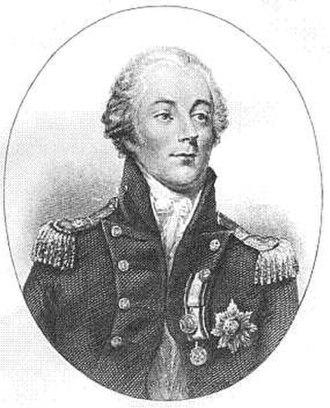 Baron de Saumarez - James Saumarez,   1st Baron de Saumarez