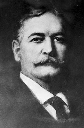 J. C. Williamson - Williamson in later years