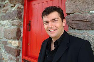 James Kilbane singer, songwriter and music producer