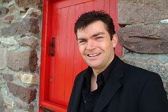 James Kilbane - Image: James Kilbane Red Door 1