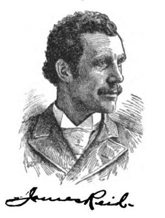 James R. Reid - James R. Reid in 1896