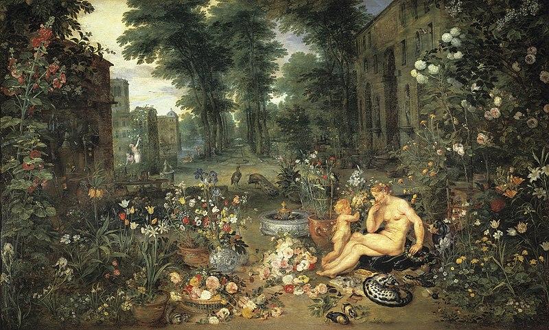 Fasciculus:Jan Brueghel I & Peter Paul Rubens - Smell (Museo del Prado).jpg