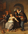 Jan Steen, Le marchand d'oublies.jpg