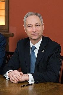 Jānis Bordāns Latvian lawyer, politician