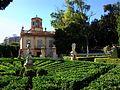 Jardí de Montfort a València.JPG