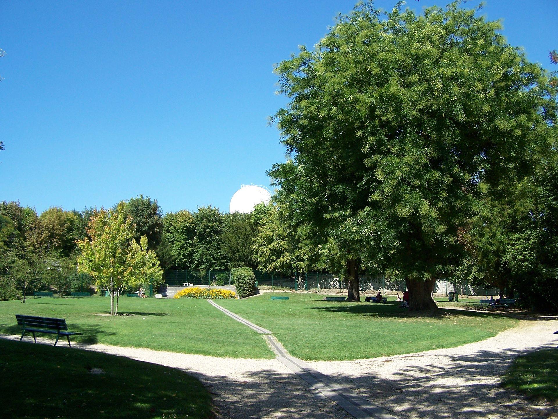 Jardin de l 39 observatoire de paris wikip dia for Boulevard du jardin botanique 20 22