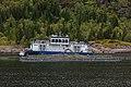 Jaulas flotantes de salmón, Svolvær, Lofoten, Noruega, 2019-09-05, DD 62.jpg