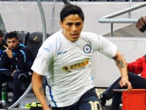 Atromitos F.C. - Javier Umbides