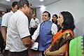 Jayashri And Anil Shrikrishna Manekar With Their Colleagues - NCSM - Kolkata 2018-03-31 9909.JPG