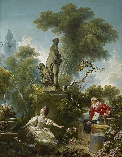 File:Jean-Honoré Fragonard - Les Progrès de l'amour - Le rendez-vous - Google Art Project.jpg