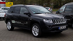 Q4 Jeep Compass >> Jeep Compass – Wikipedia