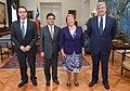 Jefa de Estado recibió en audiencia al Presidente Mundial del Banco Interamericano de Desarrollo, Luis Alberto Moreno (15953346315).jpg