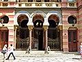 Jerusalemsynagoge, Praha, Prague, Prag - panoramio.jpg