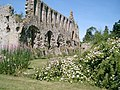 Jervaulx Abbey, lay brother's frater - geograph.org.uk - 32386.jpg